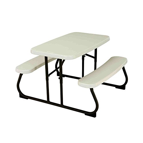 White Kids Furnitures - Lifetime 280094 Kid's Picnic Table