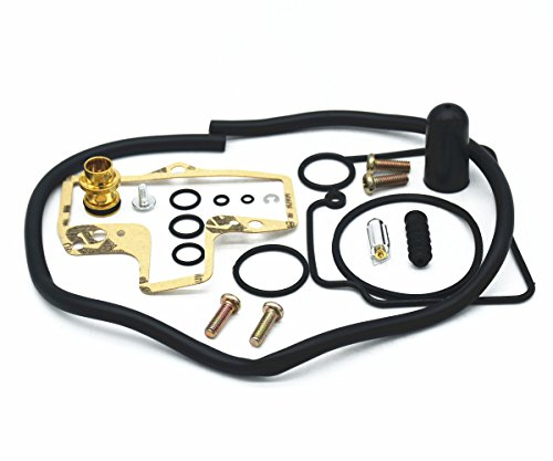 Carbpro Carburetor Rebuild Kit for Smoothbore KHS-016 for HSR-42/45 Motorcycle