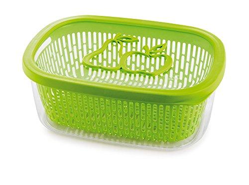 - Snips Aroma Storage Fruit Keeper, Green