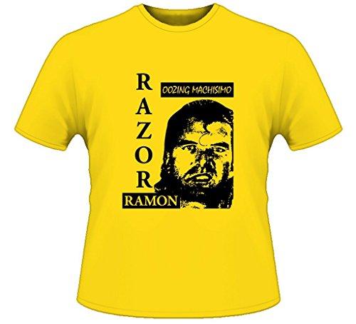 Razor Ramon Wrestling Legend T Shirt L - Ramon Razor Wwf