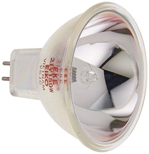 Eiko EKE Halogen Dichroic Reflector Bulb, 21V 150W MR16 GX5.3 Base