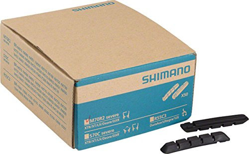 BRAKE SHOES Shimano M70R2 SC BX/50PR by Shimano