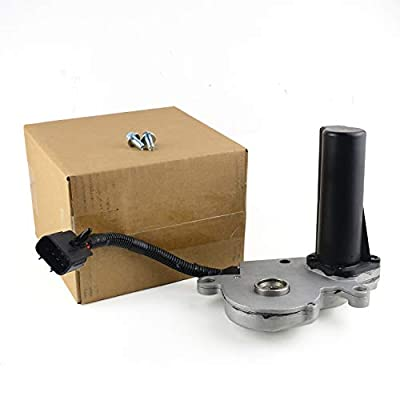 4WD Transfer Case Shift Motor Encoder for 2003-2007 Cadillac Chevy GMC SUV with RPO Code NP8 12384980 12584314 5170543AA 88962314 600-910: Automotive
