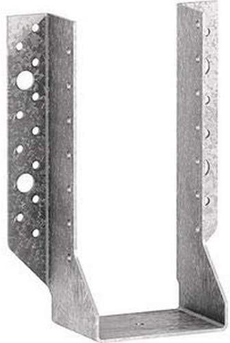 Unbekannt Simson BSN Bar Shoe 70 x 125 Hot-Dip Galvanised Exterior with Approval 125 feueraussenliegend mit