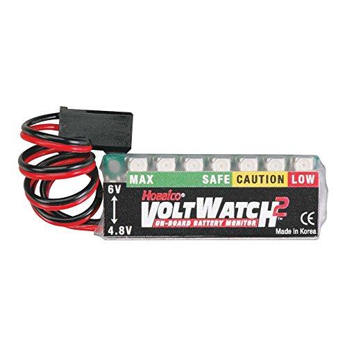 Hobbico Voltwatch 2 4.8V 6V RX Monitor