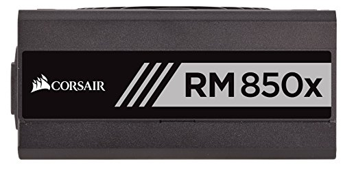 Corsair RMx (2018) 850 W 80+ Gold Certified Fully Modular ATX Power Supply