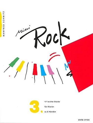 Mini-Rock, Fr Klavier. Bd.3