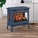 Duraflame 3D Infrared Electric Fireplace Stove with Remote Control - DFI-501