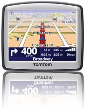 B0014GXCBI TomTom ONE 130 3.5-Inch Portable GPS Navigator (Discontinued by Manufacturer) 41Ae6EY23lL.