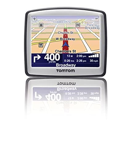 amazon com tomtom one 130 3 5 inch portable gps navigator rh amazon com TomTom One N14644 ModelNumber TomTom XL Manual