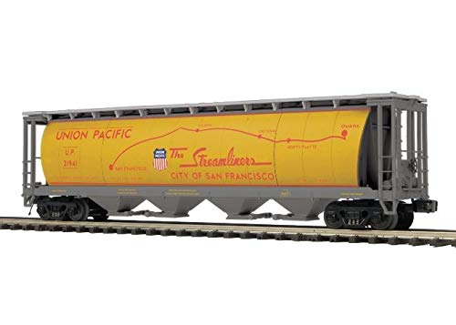 MTH TRAINS; MIKES TRAIN HOUSE UP 100 TON Covered Hopper