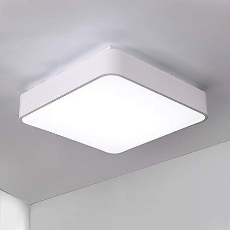 MJY Luz de techo Led Dormitorio de la cocina Tipo simple ...