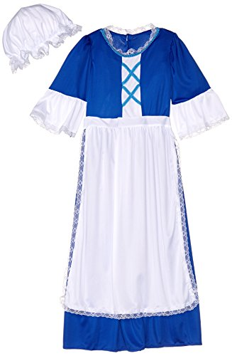 Forum Novelties Colonial Girl Costume, Child's Large for $<!--$14.99-->