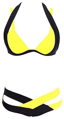 sicong2-unique-design-womens-sexy-criss-cross-bandage-push-up-bikini-swimsuit-yellowus-x-large-hot-s
