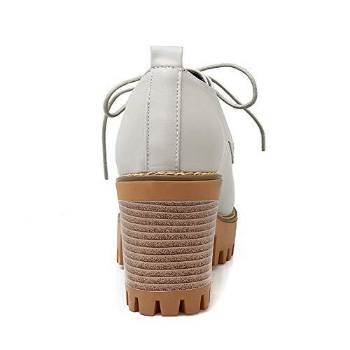 de Forro BalaMasa para con frío APL10604 Senderismo Zapatillas Mujer Gris HrSSBE0qw