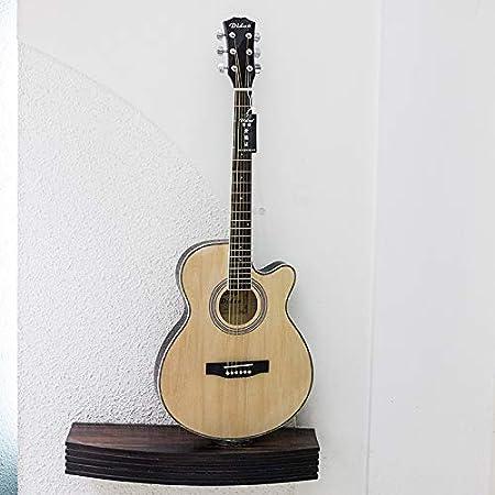 BZAHW 40 Pulgadas Ultra-Delgado Cuerpo del Barril Guitarra ...