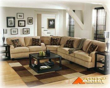 Amazon Com Durapella Cord Butternut Sectional By Ashley Furniture