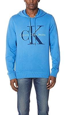 Calvin Klein Jeans Men's Pop Color Hoodie