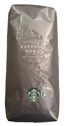 Starbucks Christmas Blend Espresso Roast 1lb