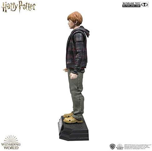 McFarlane- Wizarding World Collection Figura de Acción Ron Weasley, Multicolor (13302-8)