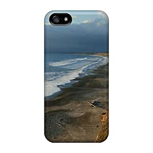 High Impact Dirt/shock Proof Case Cover For Iphone 5/5s (te Waewae Bay New Zeal)