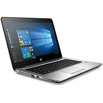 HP 2018 Elitebook 840 G1 14 HD LED-backlit anti-glare Laptop Computer, Intel Dual-Core i5-4300U up to 2.9GHz, 8GB RAM, 500GB HDD, USB 3.0, Bluetooth, ...