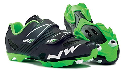 Northwave Hammer Junior Shoes 80142012-12, Matte Black, 37 from Northwave