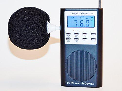 P-SB7 Spirit Box ITC Research Device - 2015 - Noise Cancellation Device
