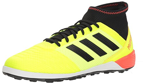 盲信単位織るadidas Men's Predator Tango 18.3 Turf Soccer Shoe - Solar Yellow/Core Black/Solar Red