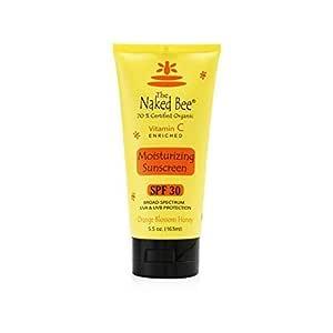 Amazon.com: Naked Bee Vitamin C Sunscreen SPF 30, 5.5 oz