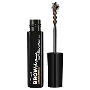 Maybelline New York Brow Drama Sculpting Eyebrow Mascara - 7.6 ml, Medium