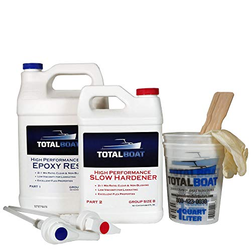 TotalBoat High Performance Epoxy Kits (Gallon, Slow) ()