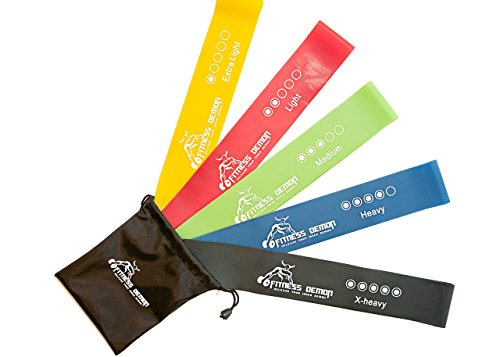 Fitness Demon Premium Resistance Bands product image