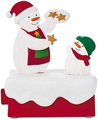 Hallmark 2018 Continuity Memories Snowmen