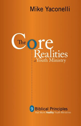 f Youth Ministry: Nine Biblical Principles That Mark Healthy Youth Ministries ()