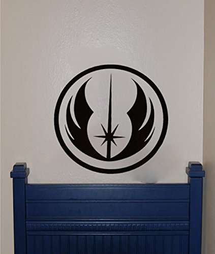Amazon Star Wars On Sale Jedi Knights Symbol Vinyl Wall Decals