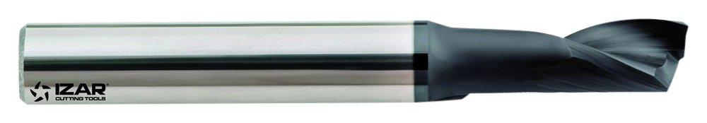 IZAR 59199-Fresa K10F 1Z Alluminio ALTIN 08, 00 W