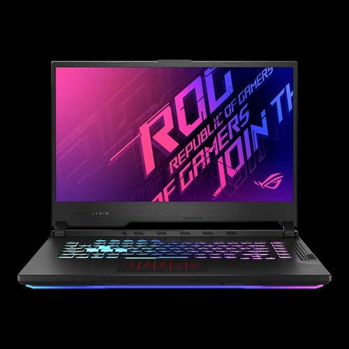 Asus ROG Strix G15 Core i7 10th Gen – (16 GB/512 GB SSD/Windows 10 Home/6 GB Graphics/NVIDIA Geforce GTX 1660 Ti) G512LU-AL012T Gaming Laptop (15.6 inch, Black plastic, 2.30 kg )