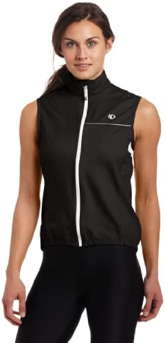 PEARL IZUMI Damen Weste Elite Barrier Vest, Black, XL