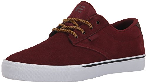 Etnies Herren Jameson VULC Low-Top Rot (Burgundy - 602)
