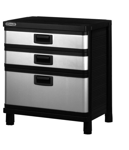 Amazon.com: Stanley 772030R 20 Inch Deep Drawer Cabinet: Home Improvement