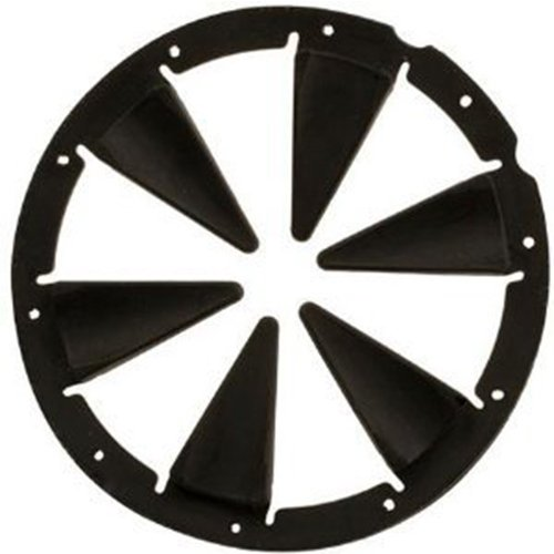 Exalt Paintball Rotor Feedgate - Black (Best Speed Feed For Dye Rotor)