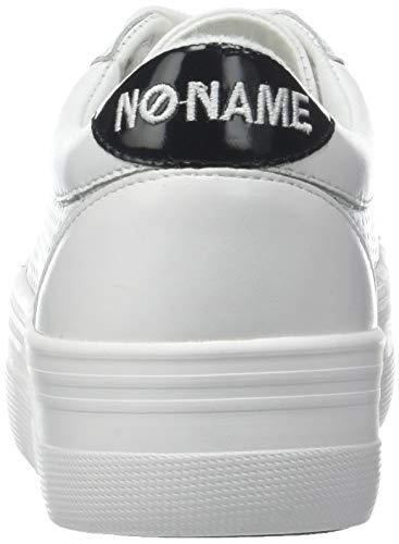 Blanc Name Nappa No Punch Plato Bridge 01 Baskets white Femme Fox White pdq07wq