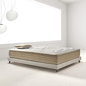Moonia - Colchón viscoelástico Air Multizone Gel, 150X190 cm, Cama de 150, Alto +/- 27 cm (Disponible en Todas Medidas): Amazon.es: Hogar