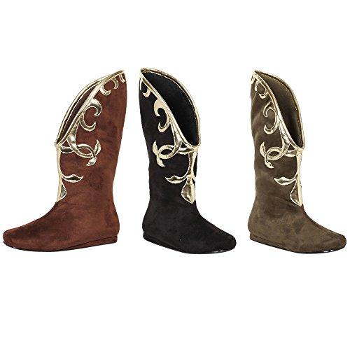 Ellie Shoes Women's 103-alba Boot, Olive, 9 M US]()