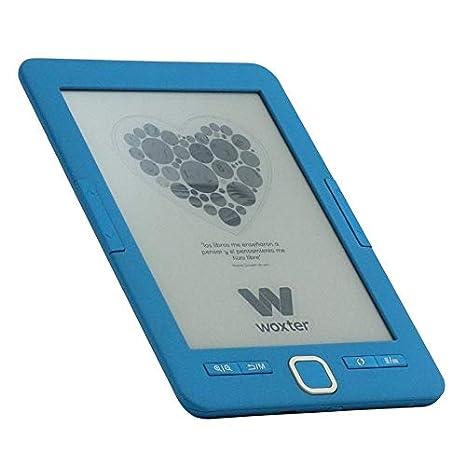 Woxter Scriba 195, Lector de Libros Electrónicos (800 x 600, EPUB ...