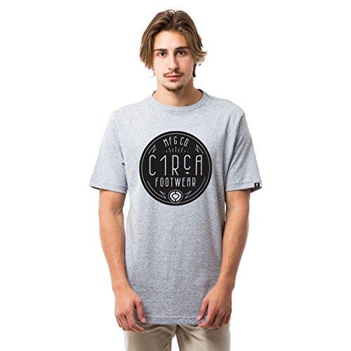Camiseta Basica C1Rca Deco - Mescla Medio - G