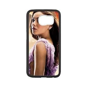 mila kunis in jupiter ascending 2015 Samsung Galaxy S6 Cell Phone Case Blackpxf005-3771370