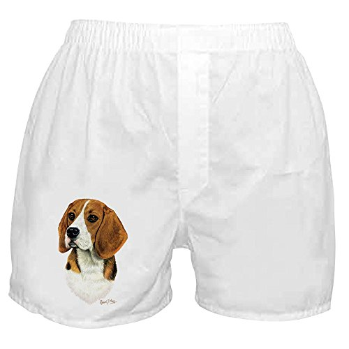 Head Boxer Shorts (CafePress - Beagle Head 1 - Novelty Boxer Shorts, Funny Underwear)