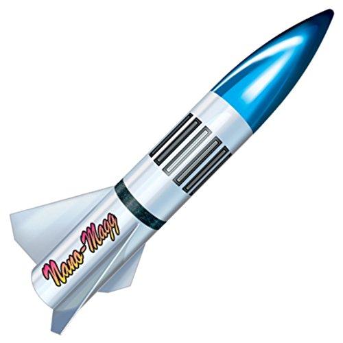 LOC Precision Flying Model Rocket Kit 2.5